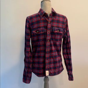 Abercrombie & Fitch Men's Shirt Small NEW